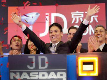 Jejak Founder JD.com