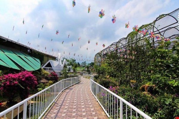 Wisata Edukasi Eco Green Park Malang
