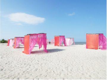 Keindahan Pantai Romantis Atau Romance Bay