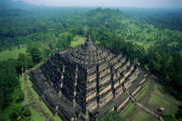 Fakta Unik Candi Borobudur