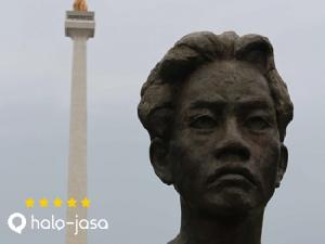 Kebudayaan Indonesia di mata para tokoh bersejarah