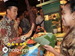 Astaga, Jokowi Buktikan Cintanya Pada Kota Solo