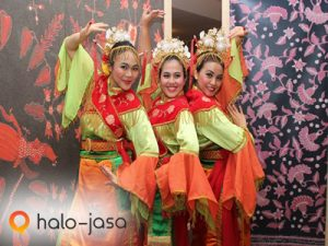 Tak disangka, kebudayaan Indonesia ini pukau penonton di Kairo!