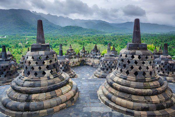 Asal-muasal dan Sejarah Candi Borobudur