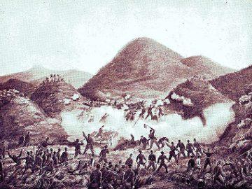 Bukit Tajadi Benteng Bonjol