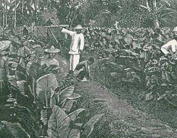 Latar Belakang Perang Diponegoro