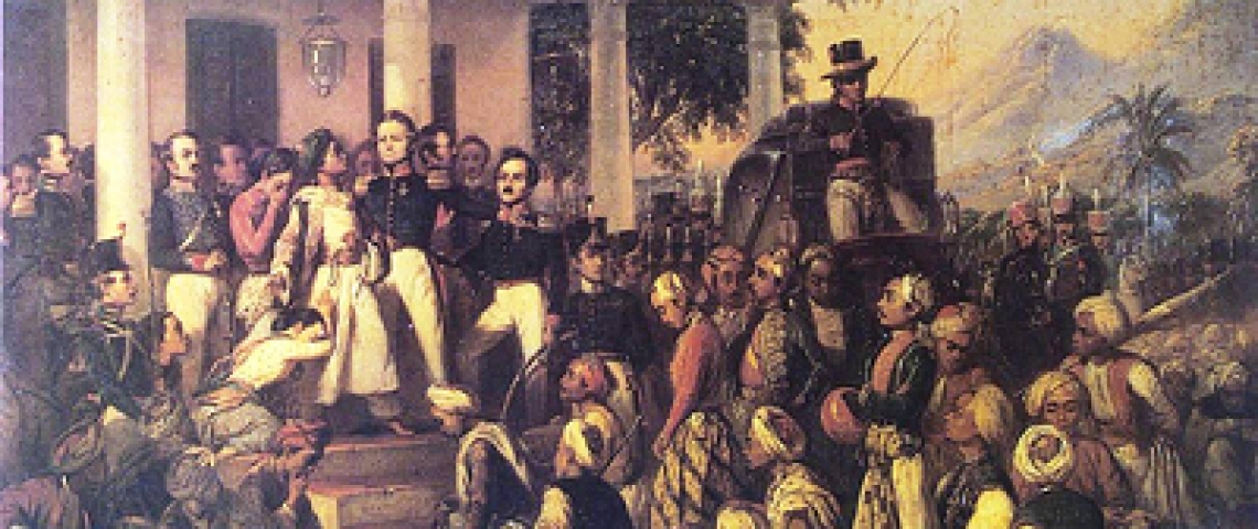 Awal Mula Perang Diponegoro