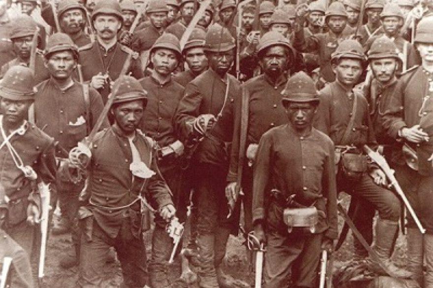 Perang Besar Melawan Kolonial Belanda