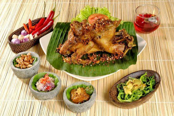 Menu Makanan Khas Bali
