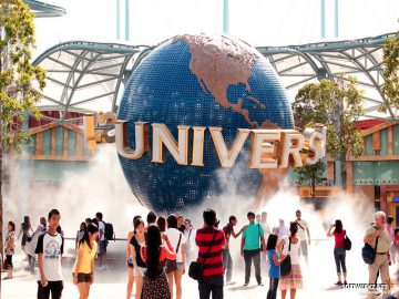 Tujuan Wisata Populer Di Singapura