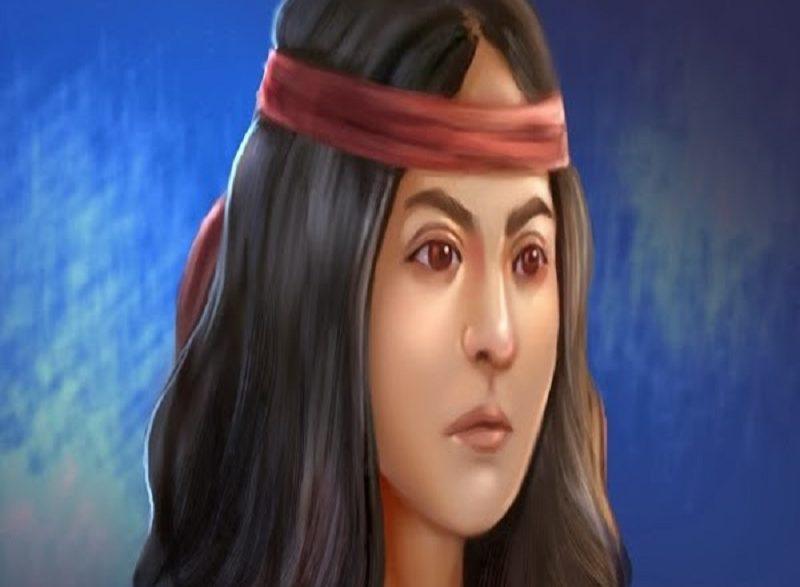 Martha Christina Tiahahu Dari Maluku