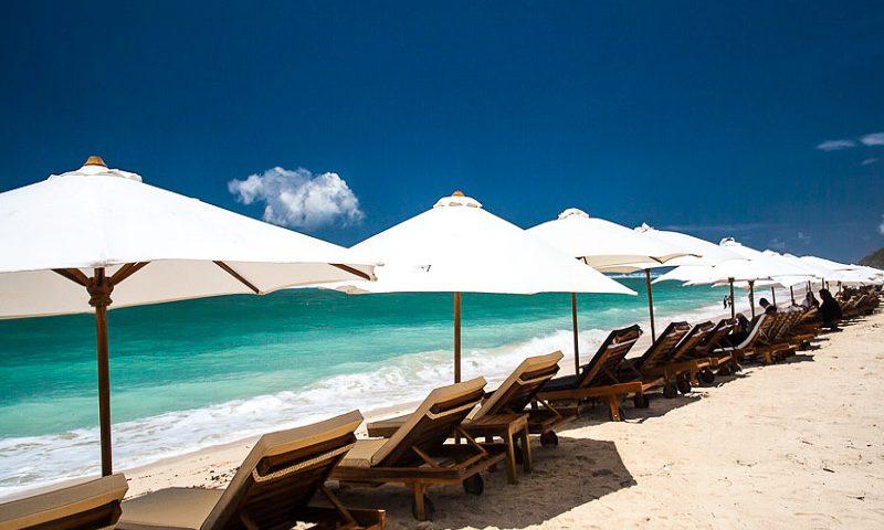 Keindahan Pantai Pandawa Bali