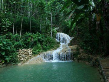 Wisata Taman Sungai Tuk Mudal