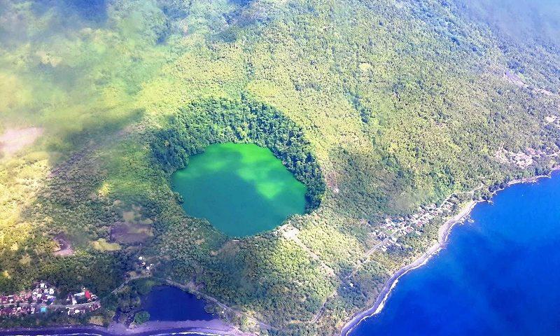 Asal Usul Danau Tolire Ternate