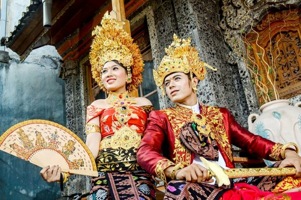 Gambar Pakaian Adat Bali Lengkap Dengan Beragam Sejarahnya