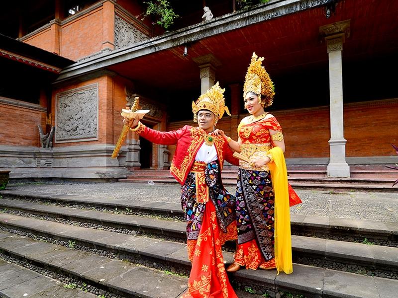 Gambar Pakaian Adat Bali Lengkap Dengan Beragam Sejarahnya.2