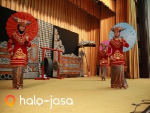 tarian Sumatera Barat
