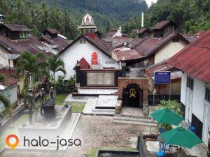 Seram, bangunan di Sumatera Barat ini saksi bisu kejamnya Belanda