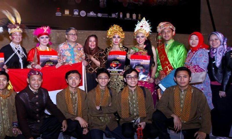 Tak-Disangka-Kebudayaan-Indonesia-Ini-Pukau-Penonton-Di-Kairo
